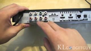 видео BD-J7500 - обзор