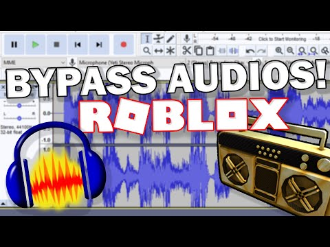 Roblox New Bypass Audio Method