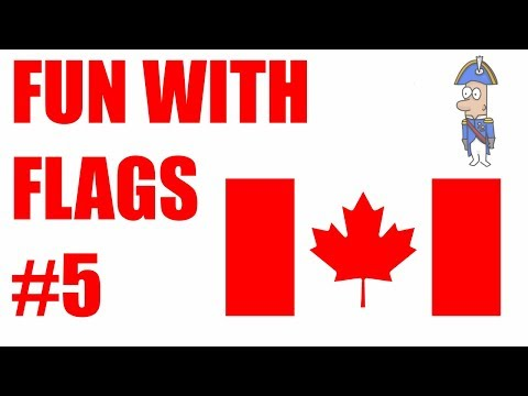 Fun With Flags #5 - The Canadian Flag
