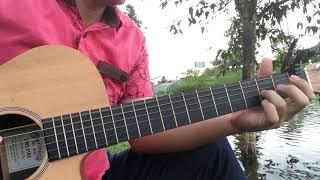 等你下课 (周杰伦2018单曲)吉他指弹独奏 fingerstyle cover. Arranged & played by jjc