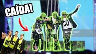 NOS CAEMOS EN TV NACIONAL *slime*