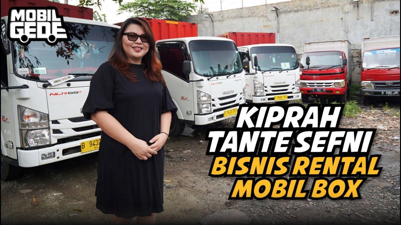 Bisnis Sewa Mobil Box Jakarta 88 Awal 2 Unit Sekarang 24 Unit Mobil Gede Youtube