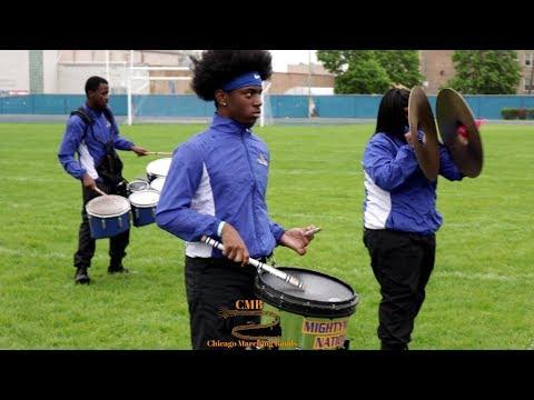 "Dunbar ""System Blue"" Drumline 2019"