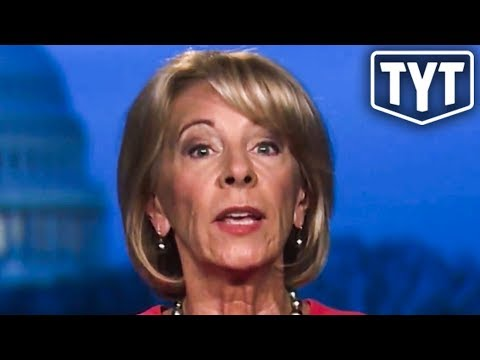 Betsy DeVos Caught In Massive Corruption Scandal