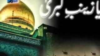syed ali abbas shah 2012 Teri Lash Tey Ana Baqi Ay