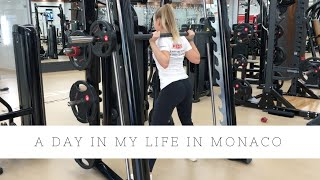 A day in my life in Monaco + Timati Birthday Party | JuliaBrisa
