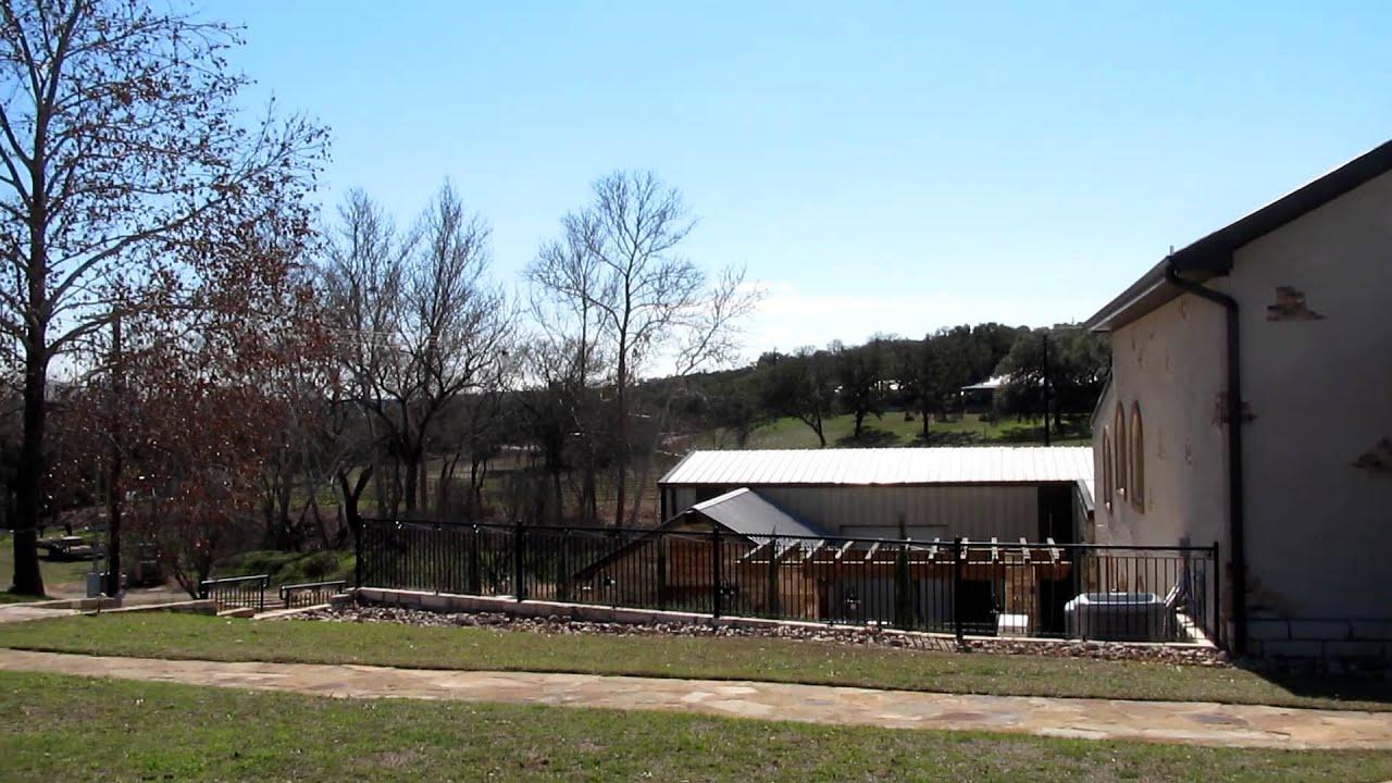 Flat Creek Estate -- Marble Falls, Texas - YouTube
