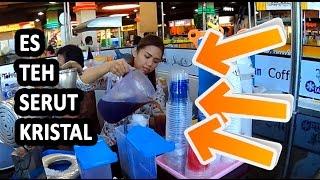 Es Teh Kristal di Royal Plaza | Wisata Kuliner Surabaya