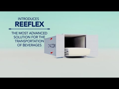 CMA CGM introduces REEFLEX for the transportation of liquids by container