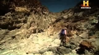Geología - El Valle de la Muerte
