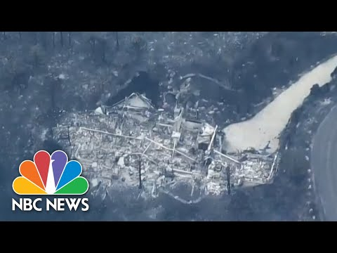 Massive Colorado Wildfires Force Thousands To Evacuate   NBC Nightly News