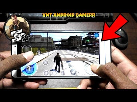 HOW TO PLAY PC GAMES ON ANDROID | HOW TO PLAY REAL GTA 4 ON ANDROID