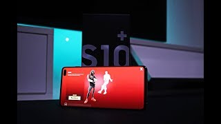 Samsung Galaxy S10+ Unboxing & How To Get iKONIK Skin and Scenario Emote Fortnite
