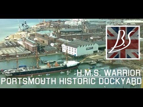 H.M.S. Warrior | Portsmouth Historic Dockyard