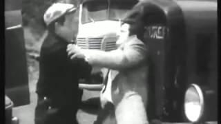 GAS-OIL, un film de Michel Audiard, avec Jean Gabin et Jeanne Moreau  1955