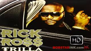 "RICK ROSS (Trilla) Album HD - ""Trilla Intro"""