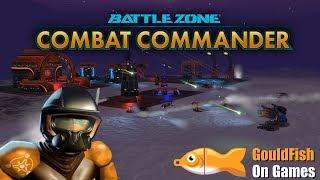 BattleZone 2: Combat Commander.  PC game Review