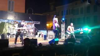 Kissin Dynamite - Operation Supernova - live@russi Italy