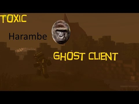Ghost Client ] Harambe Injection Client [ Edit 32Bits/64Bits