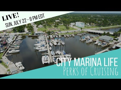 Loving Coastal Cities with Marinas at their Heart!