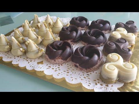 gâteaux-sans-cuisson-saveur-pistache-et-framboise-جارو-بدون-طهي-الفستق-والتوت