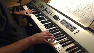 """The First Time I Loved Forever (from the TV series """"Beauty and the Beast"""") (Piano Cover)"""