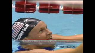 Jenny Thompson Olympic Videos