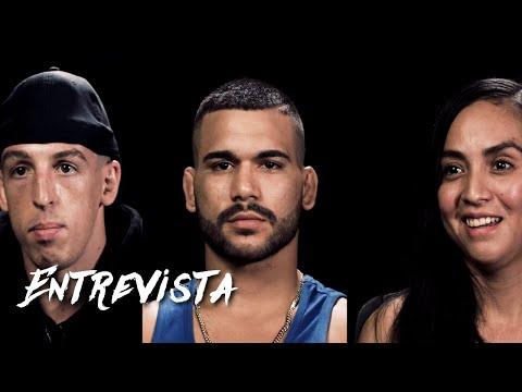 Entrevista - Torneo de Campeonato de Peso Ligero
