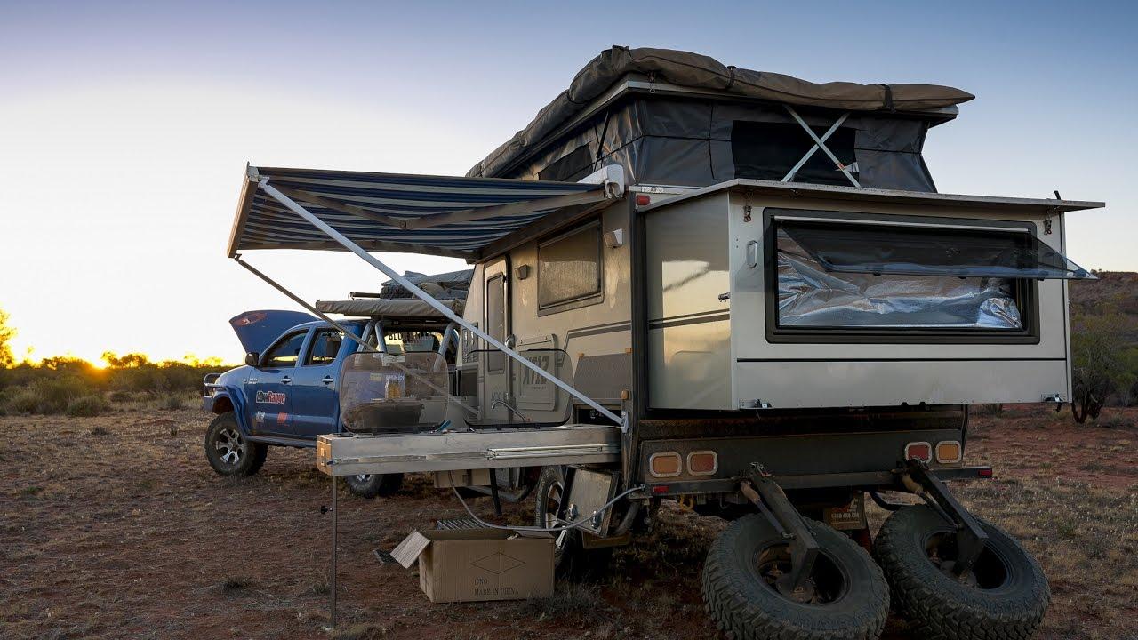 Xt12db Double Bunk 12ft Full Offroad Poptop Hybrid Caravan Features Benefits You