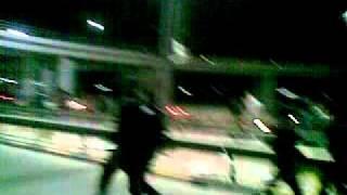 ليلة انتفاضة طرابلس 21\02\2011 لقد هرمنا