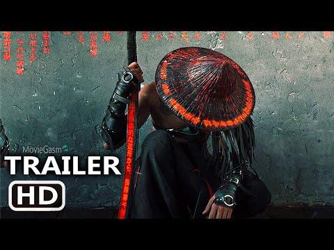 YAKUZA PRINCESS Official Trailer (2021)