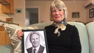 Widow speaks of husband's assisted death