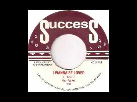 Ken Parker  - I Wanna Be Loved [1971]