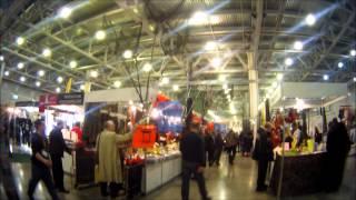 Охота, рыбалка, весна. В Крокус Экспо. 2015 г.(Для тех, кто не смог поехать, в сомнениях посетить выставку или нет. Видео обзорное и не претендует на качест..., 2015-03-13T06:43:02.000Z)