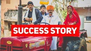3 पीढ़ियाँ: 1 महिंद्रा 475 DI | तरक्की की कहानी | राजस्थान