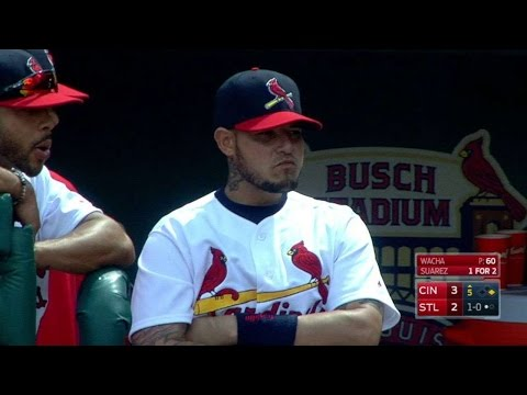 CIN@STL: Cardinals booth discusses Molina's impact
