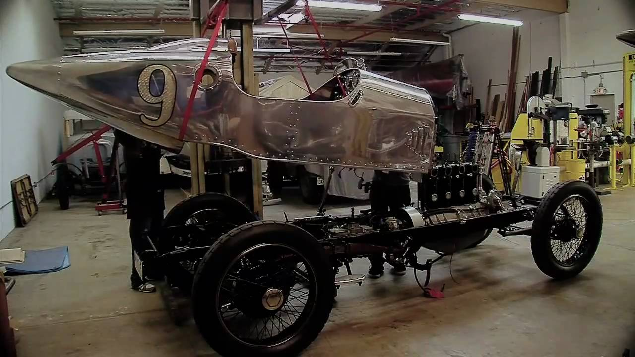 Race Car Restoration Ep 1 Of 3