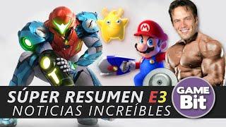 SÚPER RESUMEN E3 2021   Noticias Increíbles del Mundo de los Videojuegos (SWITCH - PS5 - XBOX)