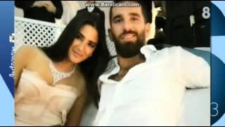 Arda Turan y Aslihan Dogan, vacaciones en Turquía