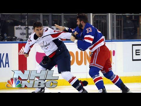 Washington Capitals vs. New York Rangers | EXTENDED HIGHLIGHTS | 5/5/2021 | NBC Sports