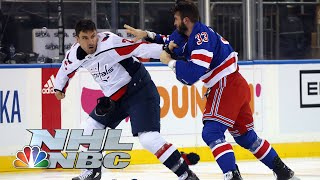 Washington Capitals vs. New York Rangers | EXTENDED HIGHLIGHTS | 5/5/2021 | NBC Sports