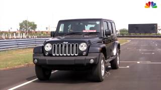 Track test_ Jeep Wrangler Unlimited