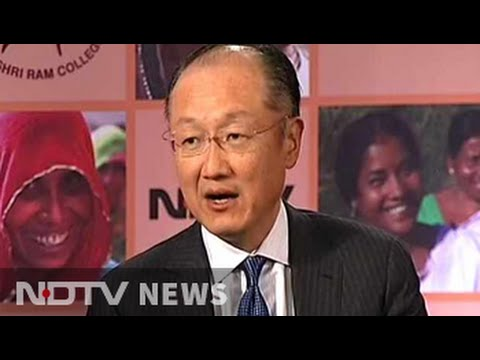 World Bank chief to NDTV on PM Modi and Raghuram Rajan's exit