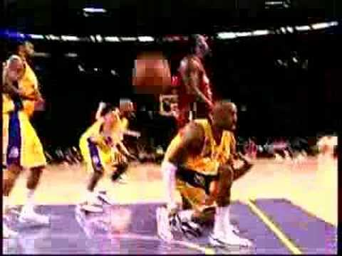 [2008.05.07] Kobe Bryant is 2007-2008 NBA MVP Tribute by TNT