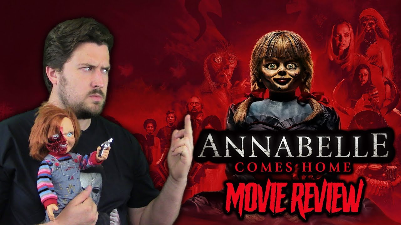 Download Annabelle Comes Home (2019) - Movie Review
