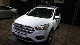2018 Ford Kuga - Exterior and Interior - Zagreb Auto Show 2018