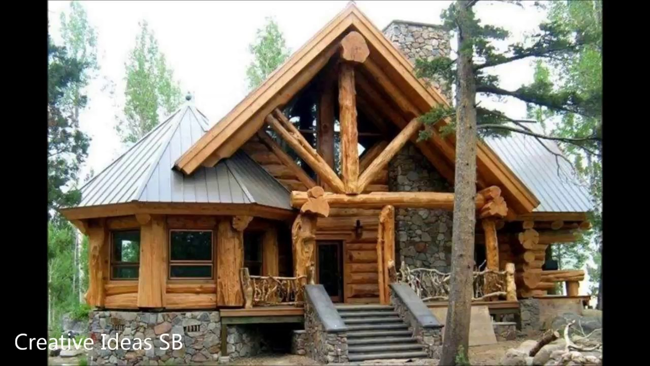 40 Cabin Wood And Log Design Ideas 2017 Amazing Wood