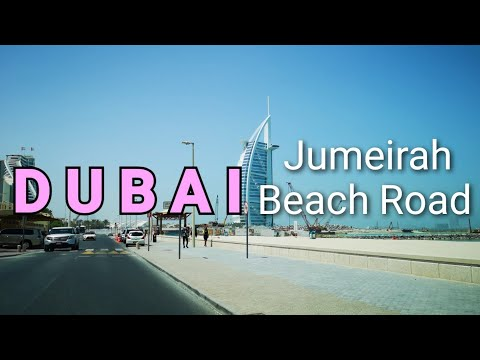 DUBAI – Jumeirah Beach Road