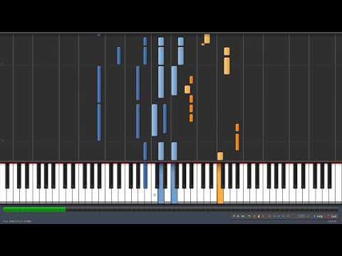 Aguas de Março  Piano Tutorial Synthesia