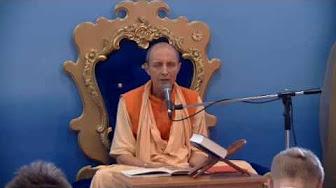 Бхагавад Гита 1.1 - Бхакти Ананта Кришна Госвами